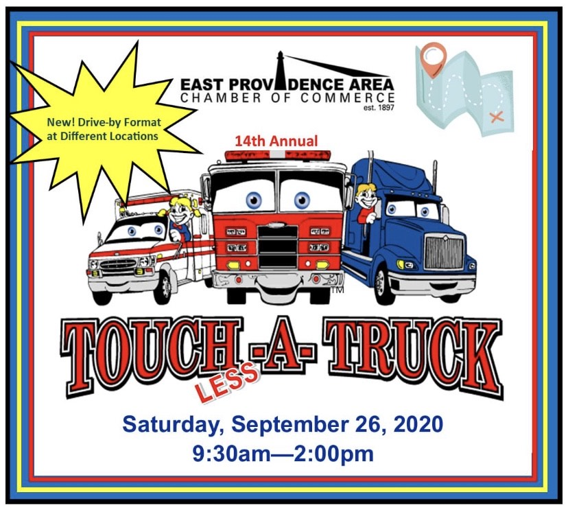 Prestige Therapy is a proud sponsor of this years Touchless-A-Truck